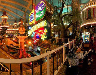 Golden Nugget Arcade
